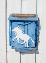 Почтовая открытка Почтовый ящик. Камарг