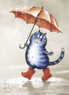 Почтовая открытка Кот в сапогах